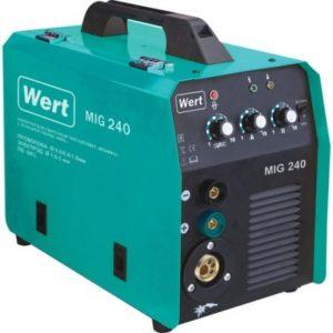 Сварочный агрегат Wert MIG 240 фото