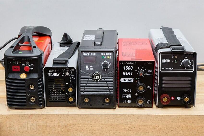Компактные сварочные инверторы для дома фото