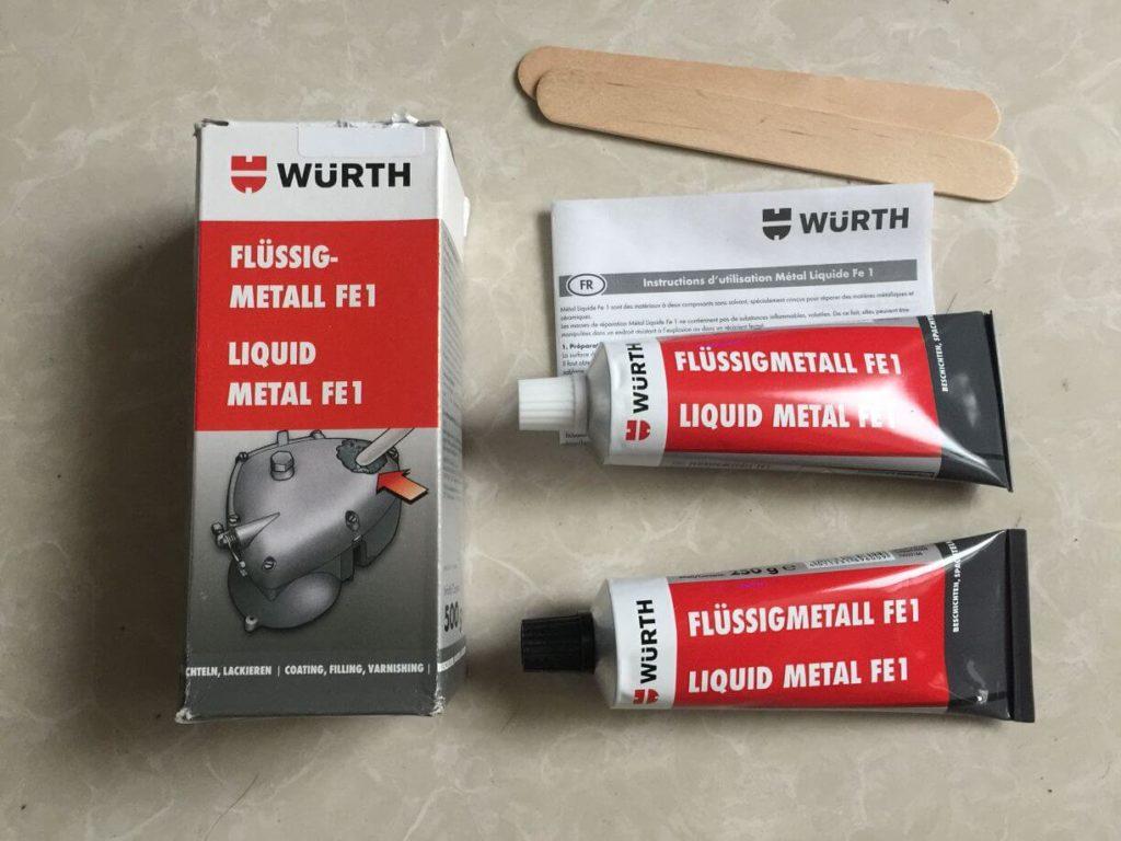 Wurth Liuguid Metal Fe 1