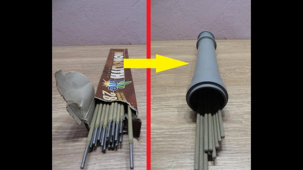 Картонную упаковку сменяют на пластиковую так как бумага притягивает влагу