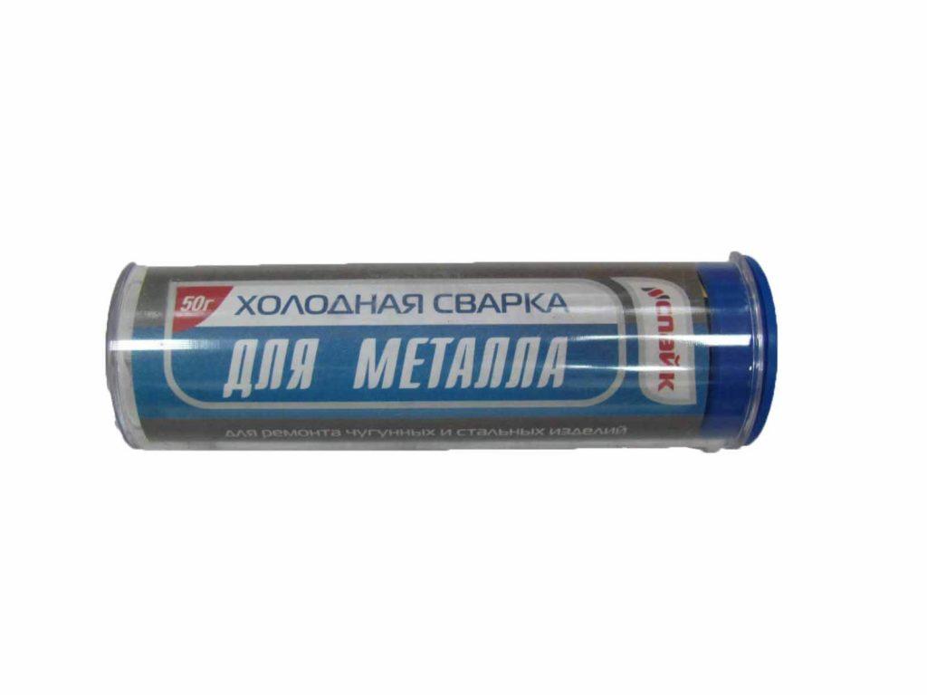 Универсальный клей для металла