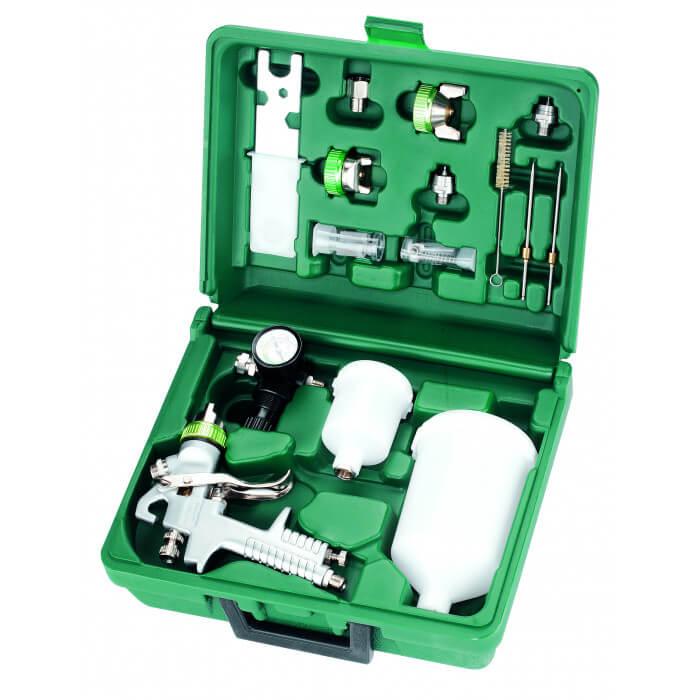 Выбирая оборудование проверяют комплектацию инструмента